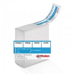 Dosier-Etiketten
