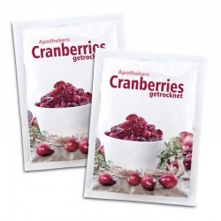 Apothekers Cranberries